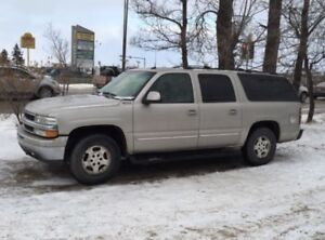 NEW SAFETY 2004 Suburban Fully Loaded DEAL!