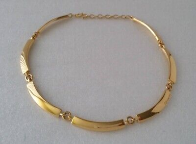 Vintage Signed GIVENCHY Undulating Collar Necklace