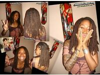 Professional Dreadlocks 20 YR EXP Making-Fixing-Extensions Wool Cyber Synthetic Dreadlocks Dreads UK