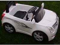 Chad Valley 6V Sports Car.