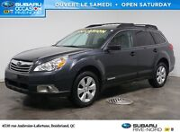 2011 Subaru Outback Commodité *MAGS *FOGS