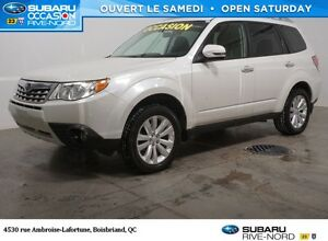 2012 Subaru Forester 2.5X Touring NOUVEL ARRIVAGE!!