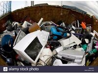 I collect broken small appliances, toasters, microwaves/Dvds, Tvs, Consoles ,Electronic devices ETC
