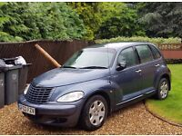 CHRYSLER PT CRUISER LONG MOT