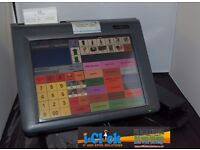 POS Touchscreen PT-6212 Partner Tech Compact all in one Fanless EPOS & Fidelity Gpos TouchScreen