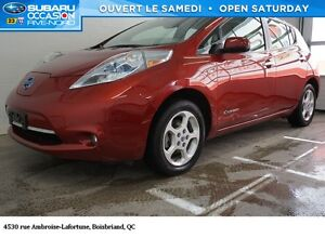 2011 Nissan LEAF SV **23000KM** GPS