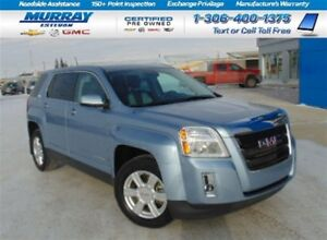 2014 GMC Terrain *Rear camera! *Bluetooth! *Local 1 owner! *PST