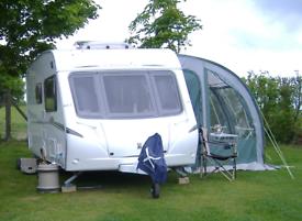 2006 Abbey Vouge 460 2 Berth Caravan For Sale