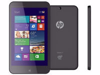 "HP STREAM 7"" QUAD CORE TABLET 1GB RAM 32GB MEMORY FRONT/REAR CAMERA 6 MONTHS WARRANTY VGC LAPTOP/PC"