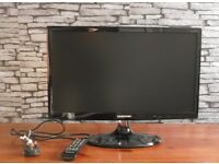 Samsung 22'' black tv BNIB