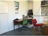 Desk Space £220 per month inc VAT and bills, Broadway Market