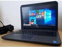 Like New Dell core i5-4200U Laptop,8GB, 1TB, ddr3 RAM,Wifi/Webcam,Windows 10 64 Bit,Superfast