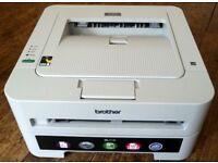 BROTHER HL-2130 LASER PRINTER FULLY WORKING.NO OFFER PLEASE