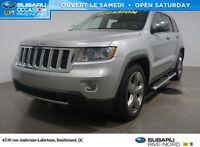 2012 Jeep Grand Cherokee Overland V8 NAVI/DVD/CUIR