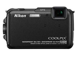 *** USED *** NIKON COOLPIX AW110 CAMERA   S/N:51109061   #STORE568