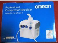 Omron Professional Compression Nebuliser CompAir Pro NE-C29-E