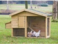 Chicken coop wanted in Nottingham