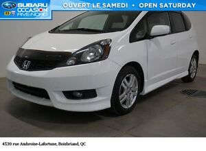 2013 Honda Fit Sport  NOUVEL ARRIVAGE!!