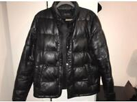 Genuine Gucci jacket with goose feathers