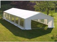 HEAVY DUTY 6x12m NEW Marquee Gazebo Canopy - £600 each