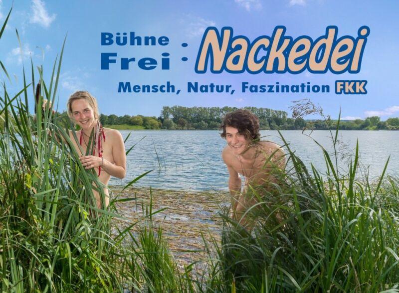 Bühne Frei Nackedei Mensch Natur Faszination FKK Akt Fotos Freikörperkultur Buch