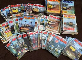 Rail Enthusiast/ Rail Magazines