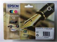 GENUINE Unopened Epson Workforce Multipack