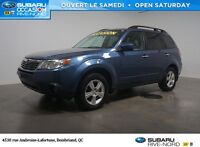 2010 Subaru Forester Touring TOIT PANO/SIÉGES CHAUFFANTS/JANTES/