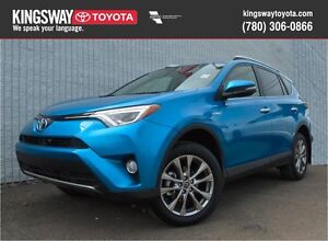 2016 Toyota RAV4 Hybrid Limited Edition