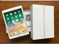 Apple iPad Air 2 Tablet 16gb Gold WiFi Cellular Unlocked Retina Display and in Full Working Order