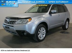 2012 Subaru Forester Limited NAVI/CUIR/TOIT PANORAMIQUE