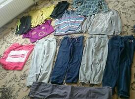 Boys clothing bundle age 11-13 years