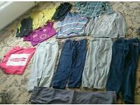 Boys clothing bundle age 11-13 years