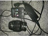 JEBAO/JECOD RW15 wavemaker with controller for marine fish tank