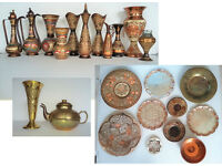 23 Copper, Brass and other ornaments