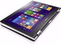 "Lenovo Yoga 500 14"" (Intel Pentium 3805U 1.90GHz, 4GGB,120GB SSD) White color"