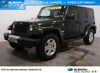 2010 Jeep WRANGLER UNLIMITED Sahara  2 TOITS