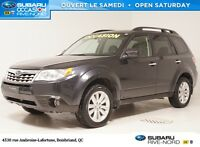 2011 Subaru Forester 2.5X Limited *NAVI*CUIR*TOIT PANO