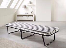 JAYBE Single Foldable Bed - Hardly used.