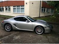 Porsche Cayman S, FSH (just serviced), Low tax, cheapest on the internet