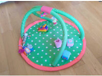 Mamas & Papas Playmat with Collection of Toys