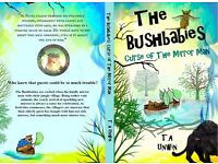 Help Me Promote and Sell My Children's Novel - Rewards for Sales!