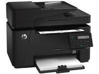 HP LaserJet Pro MFP M127fn laser mono printer / scanner / copier