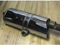 Motorbike Exhaust end can for BMW GS / GS Adventure before 2013, Excellent condition