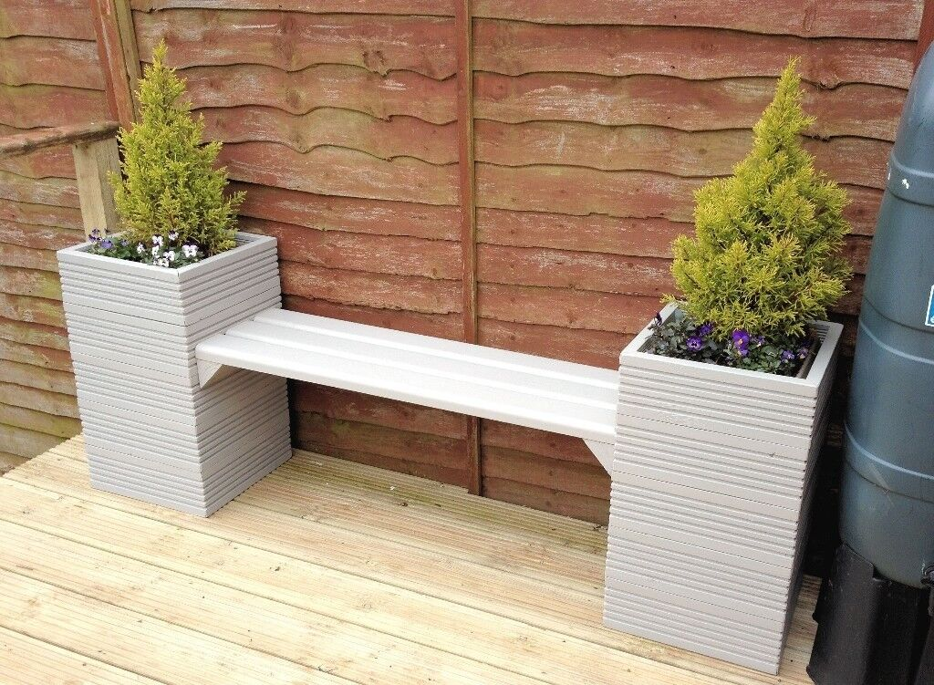 Garden Bench Planter In Carrickfergus County Antrim