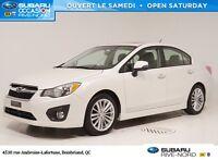2012 Subaru Impreza 2.0i Limited  * CUIR * TOIT * à partir 1.9%
