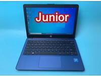 HP Slimline HD VeryFast Laptop, 32GB 2GB Ram, Win 10, Microsoft office, NEW Model, Immaculate