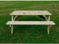 Picnic table/Benches
