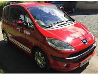 Peugeot 1007 AUTO Hatchback 1.6 16v Dolce 3dr Automatic MEGA LOW MILES **Electric Sliding Doors!!**