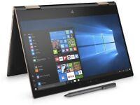 HP Spectre x360 13-ae053na Laptop 1TB SSD 16GB i7 8550u - 8th Generation